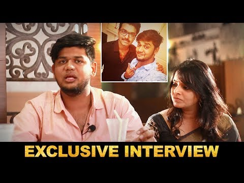 Thalapathy Vijay hugged me when i cried in front of him | Abishek Raaja & Deepa Raaja Interview