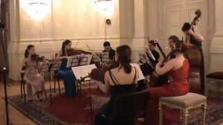 Schubert - Ottetto in fa maggiore D. 803, 6. Andante molto - Allegro