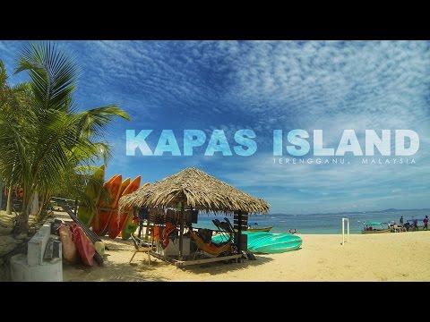 Pulau Kapas | Kuala Terengganu | Summer Holiday | Gopro Music Video 棉花岛夏日游