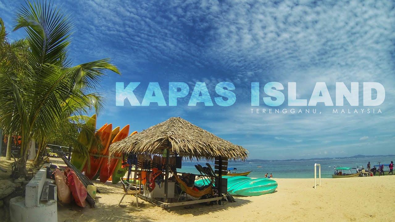 Kapas Island Summer Holiday Kuala Terengganu Gopro Travel Music Video