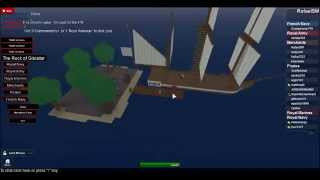 ROBLOX: A life as a Merchant in TGNB(Rock of Gibraltar)