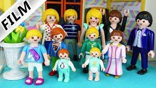 Playmobil Film Deutsch - DIE REICHE FAMILIE! BEI FAMILIE SCHNÖSEL ZU BESUCH - Familie Vogel