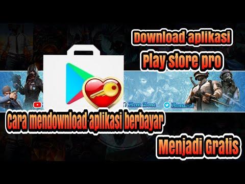 Cara Mendownload Aplikasi Play Store Pro - Download Aplikasi Berbayar Secara Gratis #ZoneTutorial