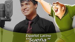 El jorobado de notre dame - sueña (español latino) cover