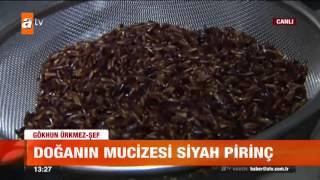 Doğanın mucizesi siyah pirinç - atv Gün Ortası Bülteni