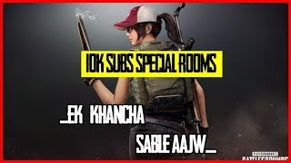 🔴PUBG  MOBILE CUSTOM ROOM LIVE NOW,  PLAYING WITH SUB  LIVE NOW BY 4K GAMING NEPAL