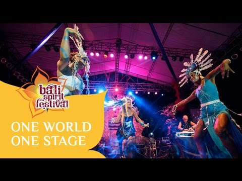 Deya Dova - Dance of the Seven Sisters - Bali Spirit Festival 2015