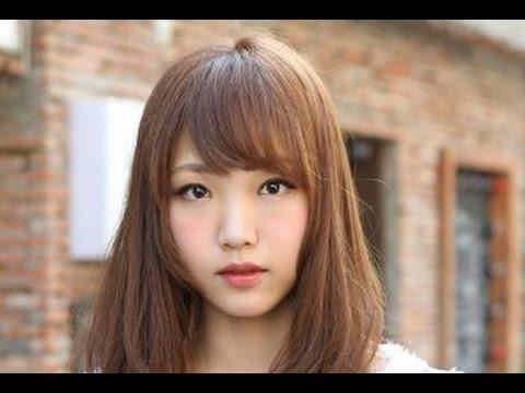 Korean Cute Hairstyles For Long Hair Youtube