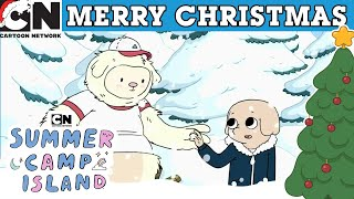 Summer Camp Island | Ice Hockey With A Yeti | Cartoon Network UK