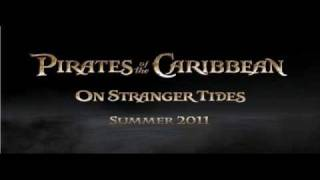 Pirates of the Caribbean: On Stranger Tides in 2011 !!