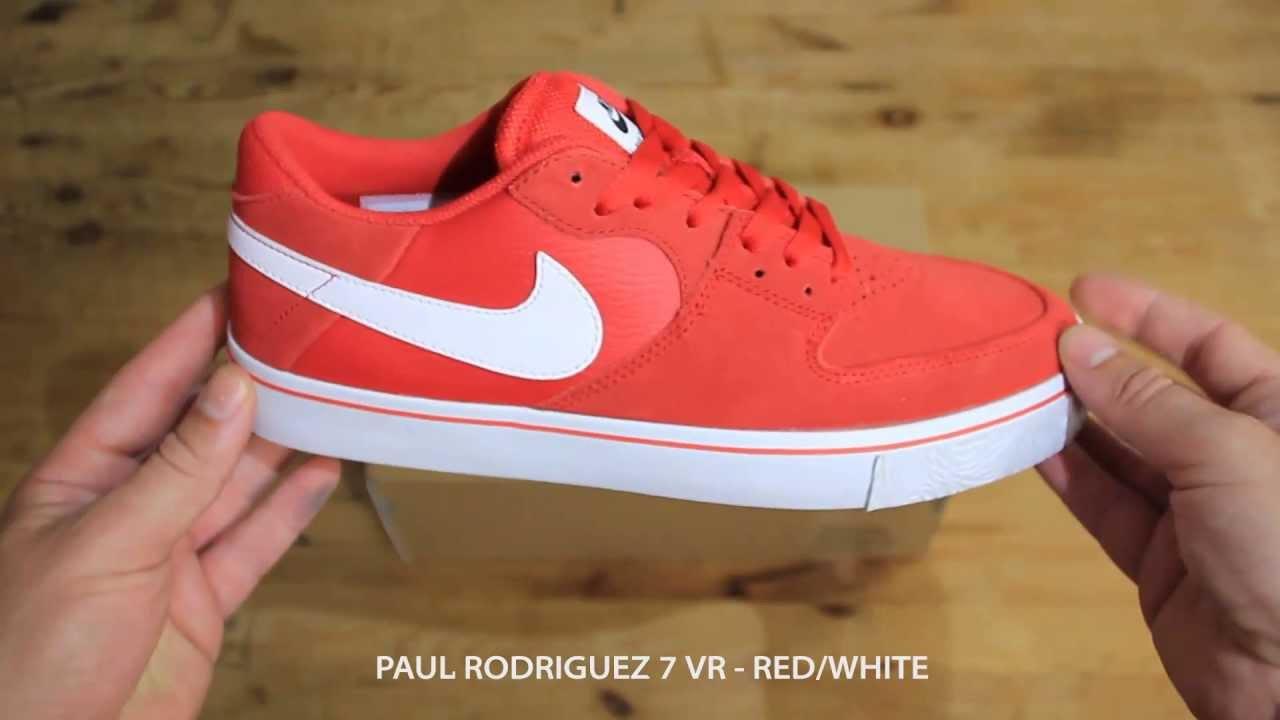 47585dd4194b Nike SB P Rod 7 Premium and VR - YouTube