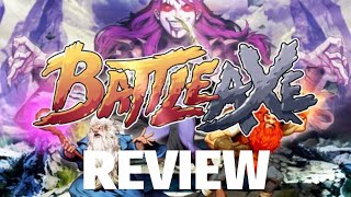 Battle Axe Review - Frantic Arcade Fun