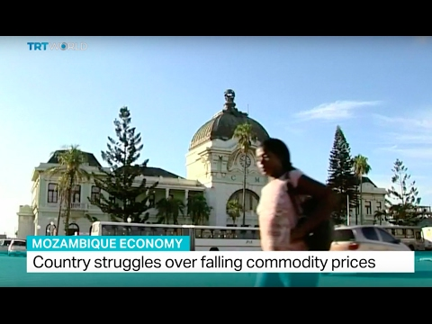 Mozambique Economy: Country struggles over falling commodity prices