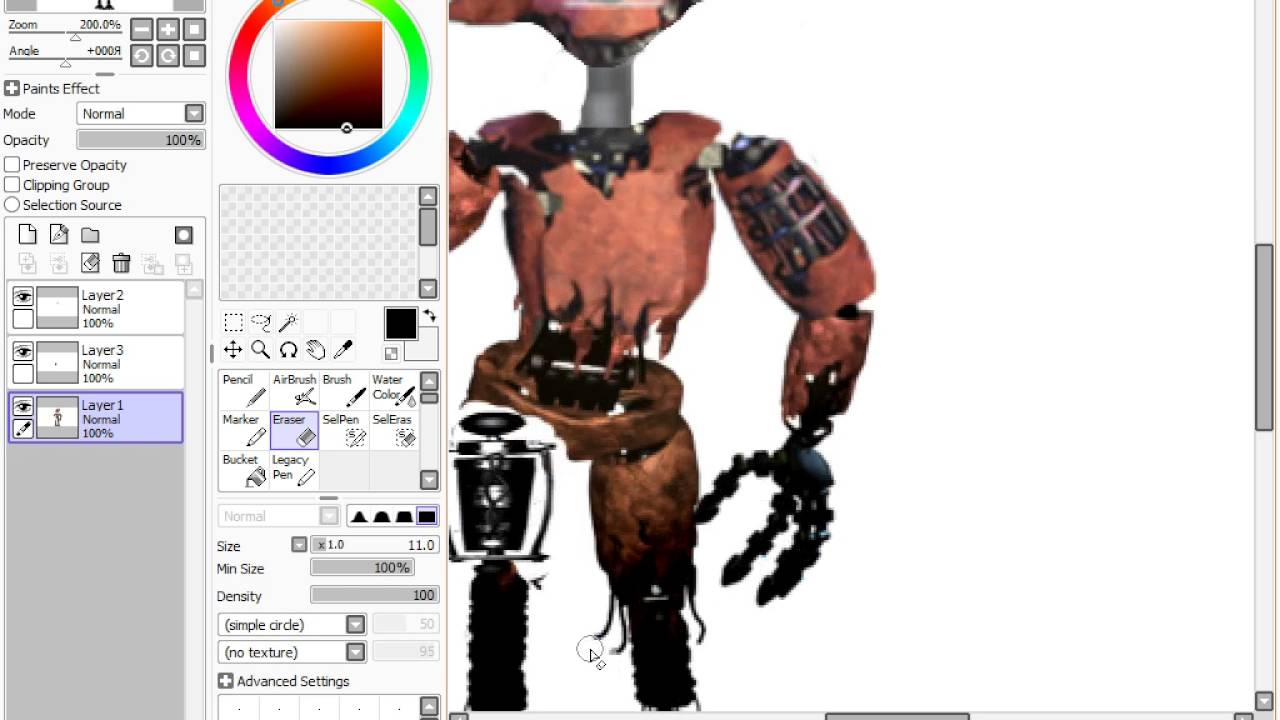 [edit] withered old foxy - YouTube