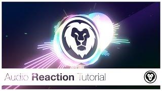 Audio Spectrum Reaction | After Effects CC Tutorial