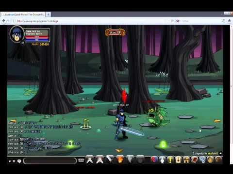 AQWorlds Mudluk Gate gates and guardian