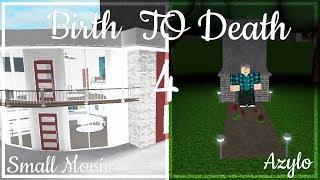 Roblox | Bloxburg: Birth to Death 4 | Alex's Story | Small Movie