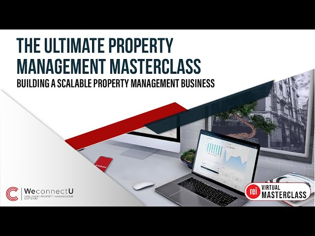 The Community Manager of the Future | The Ultimate Property Management Masterclass