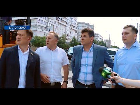 Телеканал TV5: Будівництво нової дороги на вулиці Шкільній добігає кінця