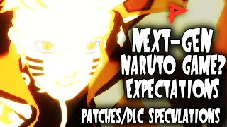★「Thoughts & Ideas」NEXT-GEN NARUTO GAME?! PATCHES/DLC/EXPECTATIONS┃Naruto Storm Revolution 【HD】