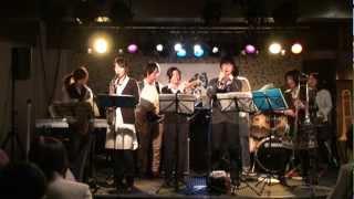 Tokushima Jazz Street 2012/2/6 たけと愉快な仲間たち.