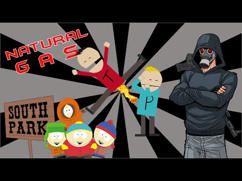 South Park Fan Made Machinima || Canadian Natural Gas