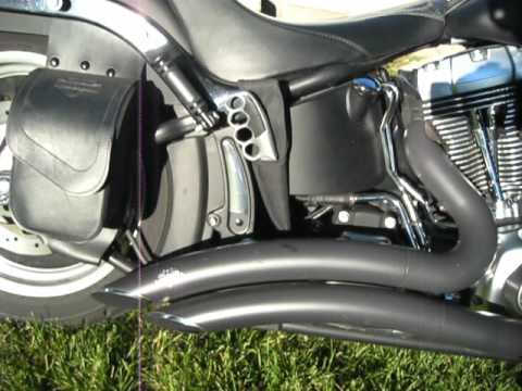 How To Install Passenger Foot Pegs On Harley Davidson Softail