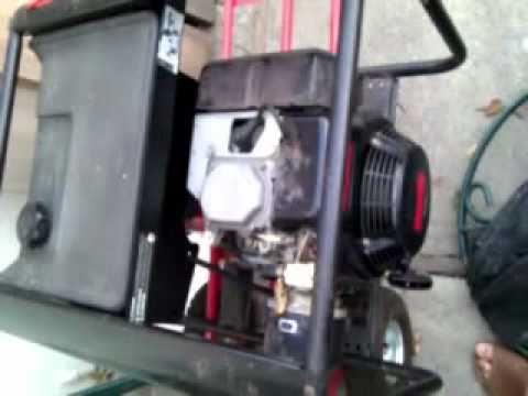Homelite LR5500 5500watt 11HP Generator - $500 (Milford ...