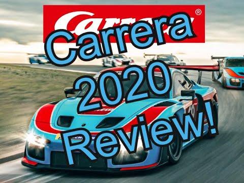 Carrera Catalog 2020 Review (German)