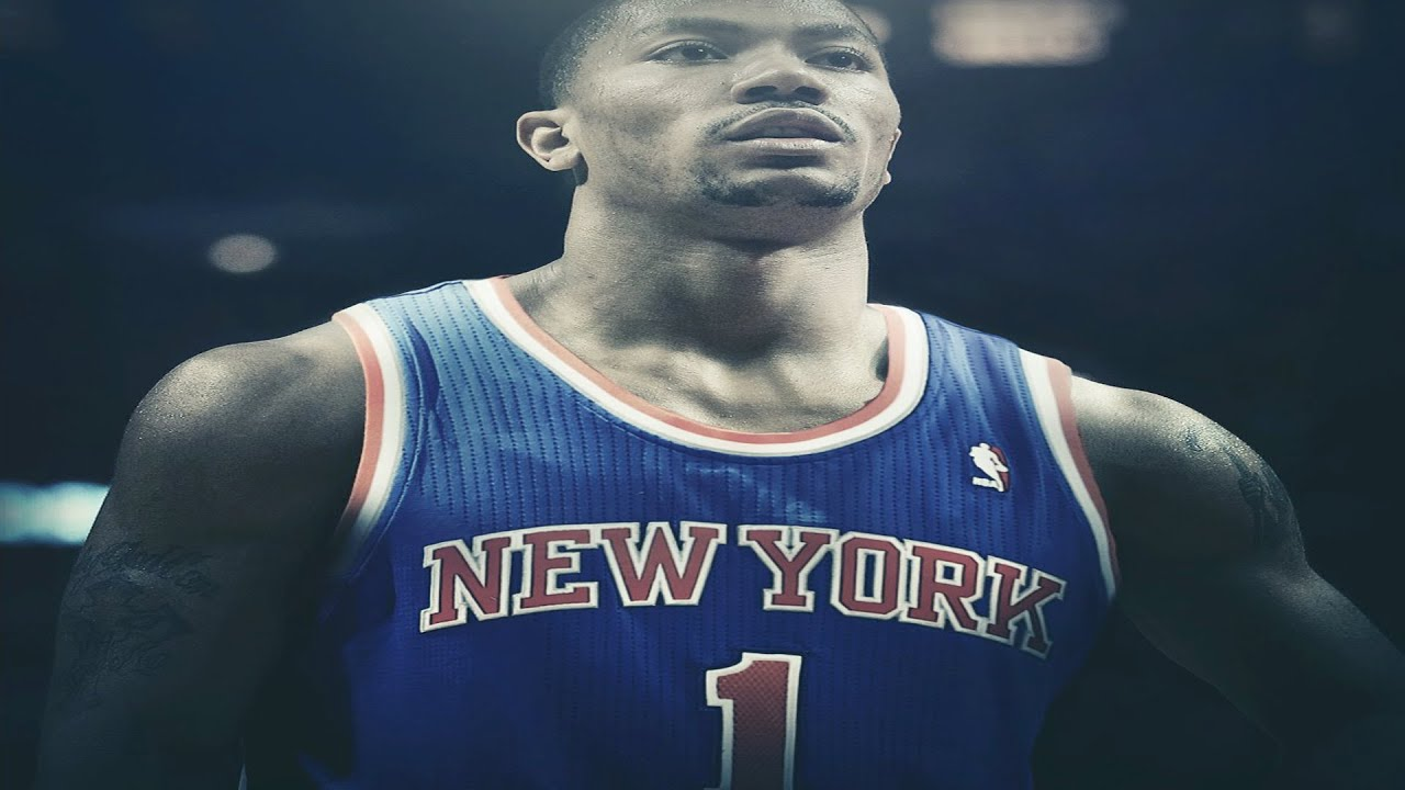 Chicago bulls trade derrick rose to the new york knicks - Derrick rose wallpaper knicks ...
