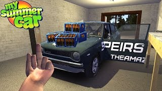 My Summer Car - THE MOST DRUNK