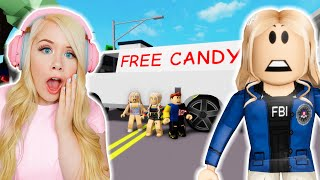 I ARRESTED A KIDNAPPER IN BROOKHAVEN! (ROBLOX BROOKHAVEN RP)