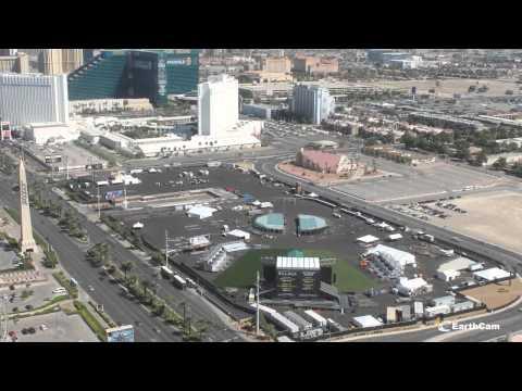 MGM Resorts Village Time Lapse