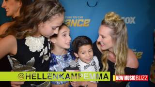 tate mcrae emma hellenkamp and jt church so you think you can dance backstage