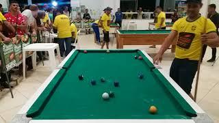 Maicon de Teixeira de Freitas vs Betão de Rondônia, par ímpar em Teixeira de Freitas 2018!