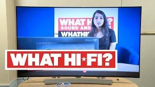Exclusive 4K OLED TV review: LG 55EG960V