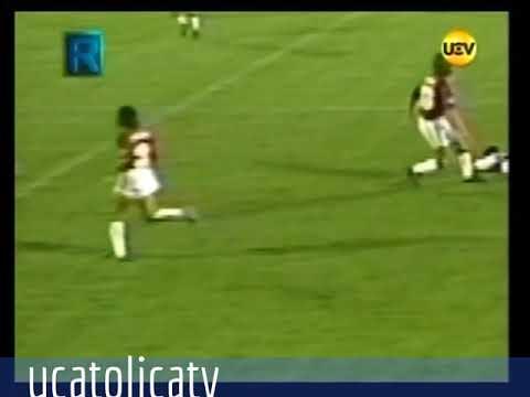 U CATOLICA 4 San Lorenzo 0 COPA LIBERTADORES 1992