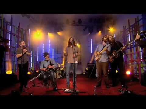 Megafaun and friends on YouTube