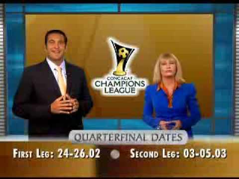CONCACAF Champions League Quarterfinal Draw