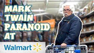 PARANOID PEOPLE OF WALMART! - New Funny Prank Video