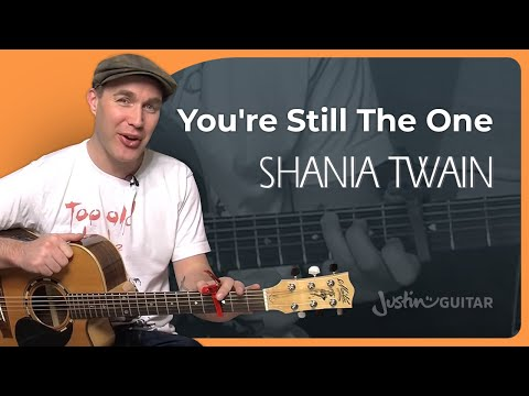 How to play Still The One by Shania Twain (Guitar Lesson SB-208)