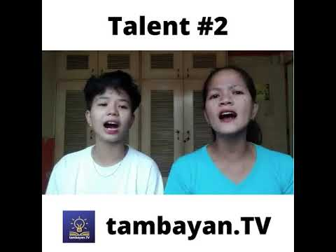 Tambayan TV Got Talent I Alexis Caparas