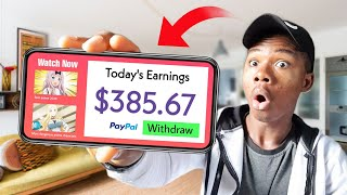 FASTEST Way To Earn $67.94 PER HOUR Watching Videos!! (Make Money Watching Videos)