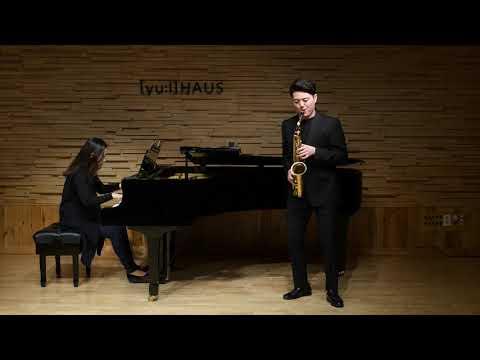 Henri Tomasi Concerto Saxophone By Taehyun Kim