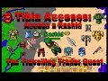 TIBIA ACCESO: Acceso a Rashid // TIBIA EN ESPAÑOL // The Travelling Trader Quest