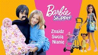 Szukamy niani dla małej Amelki 👶, Barbie Skipper Klub Opiekunek