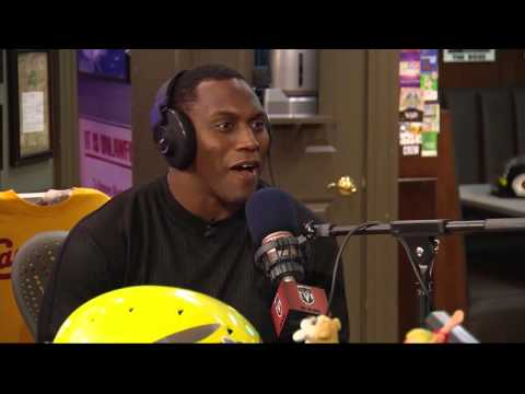 Takeo Spikes on the Dan Patrick Show (Part 1) 12/11/14