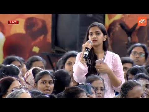 Rahul Gandhi interaction with Students at Stella Maris Women's College in Chennai | Congress |YOYOTV