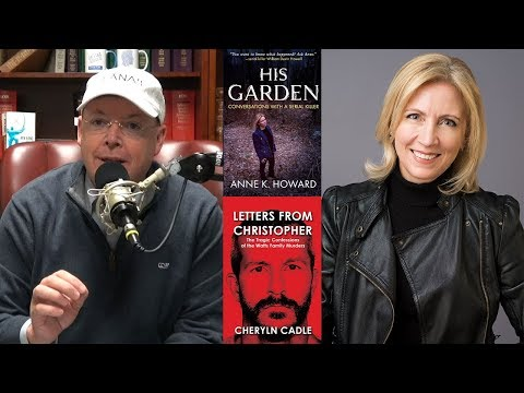 """Anne K Howard Author Of """"His Garden"""" Interview! True Crime, Chris Watts Book, And MORE!"""