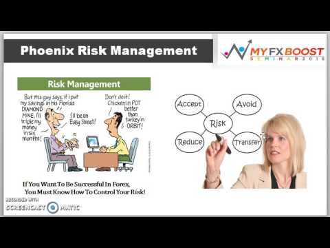 ការគ្រប់គ្រង ហានិភ័យនៅក្នុងការ Trade Forex ដោយប្រើ Phoenix Risk Management